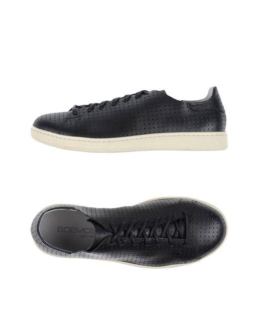 Boemos - Black Low-tops & Sneakers for Men - Lyst