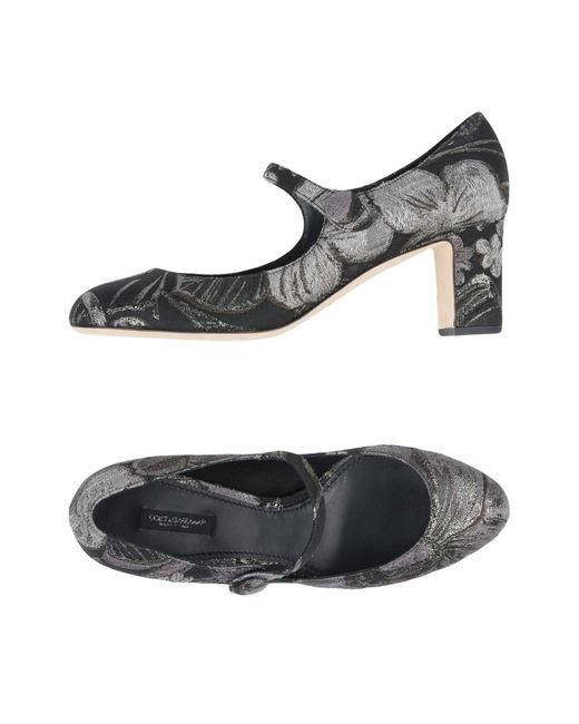 Dolce & Gabbana - Black Court - Lyst