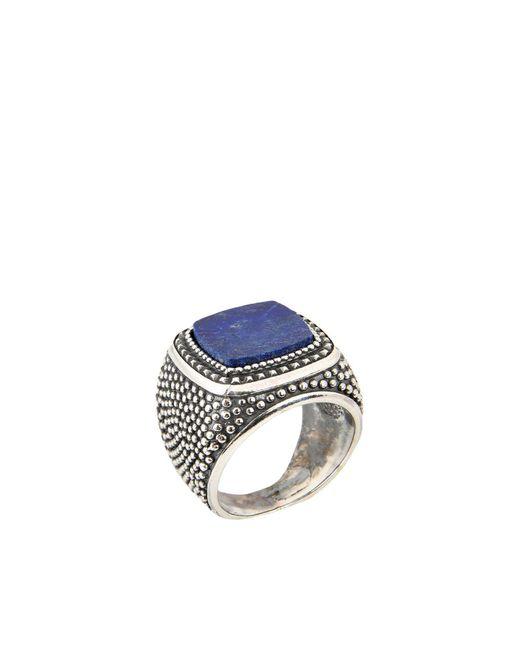 Emanuele Bicocchi - Blue Ring - Lyst