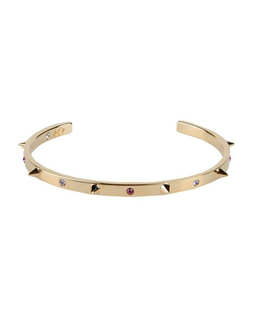 Maria Francesca Pepe   Metallic Bracelet   Lyst