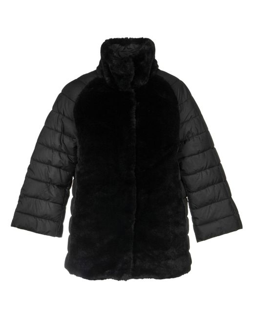 Romeo Gigli - Black Synthetic Down Jacket - Lyst