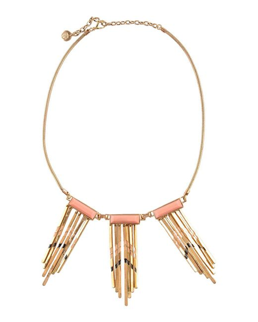 INTROPIA | Metallic Necklace | Lyst