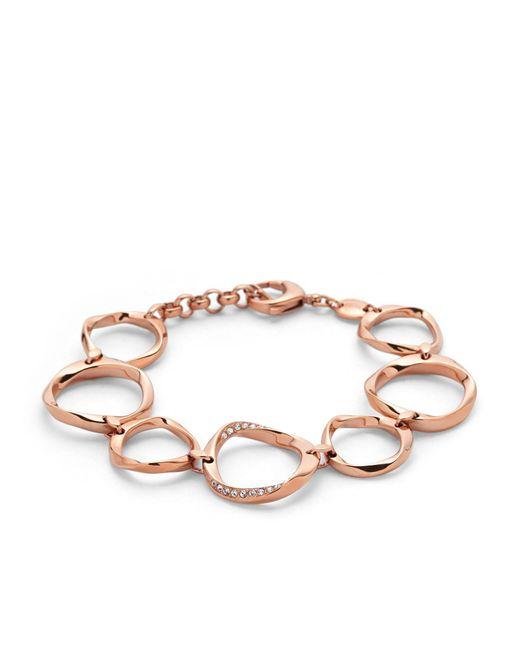 Fossil | Metallic Bracelet | Lyst