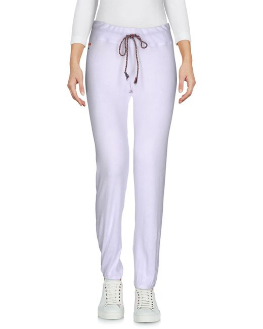 Sundry - White Casual Trouser - Lyst