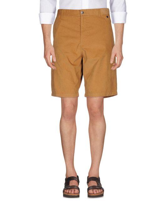 Volcom - Natural Bermuda Shorts for Men - Lyst