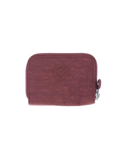 Kipling Red Wallet