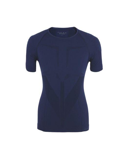 Falke - Blue T-shirt for Men - Lyst