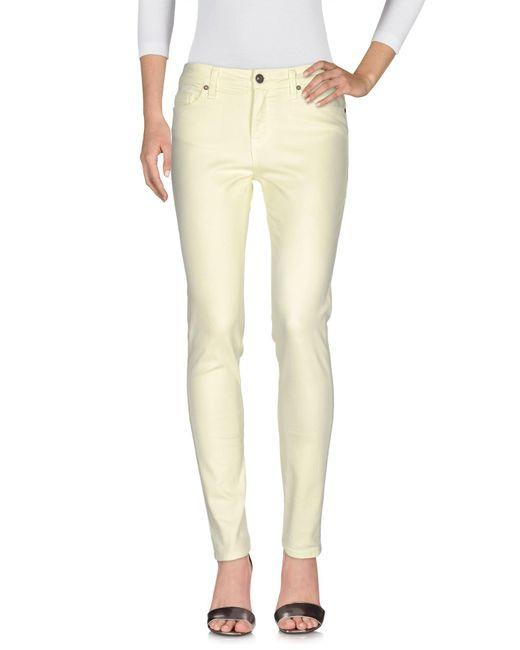 Tag Elemental | Yellow Denim Pants | Lyst