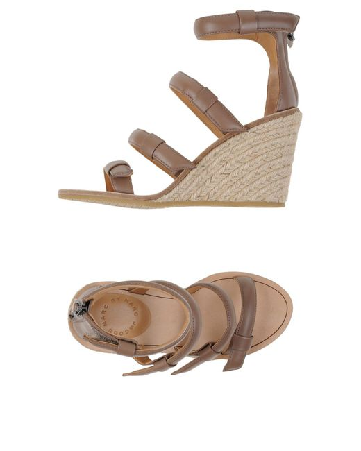 Marc By Marc Jacobs - Gray Espadrilles - Lyst