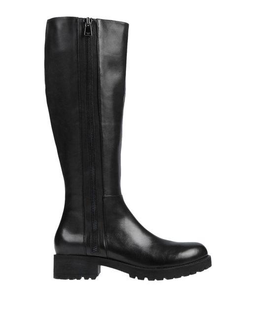 Emporio Armani - Black Boots - Lyst