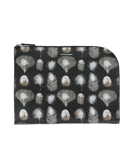 Alexander McQueen - Black Handbag for Men - Lyst