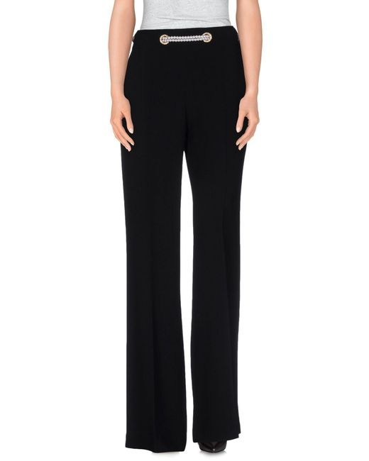 Clips - Black Casual Trouser - Lyst