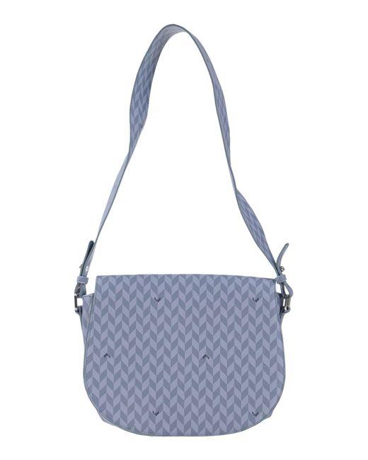 Mia Bag - Gray Shoulder Bag - Lyst