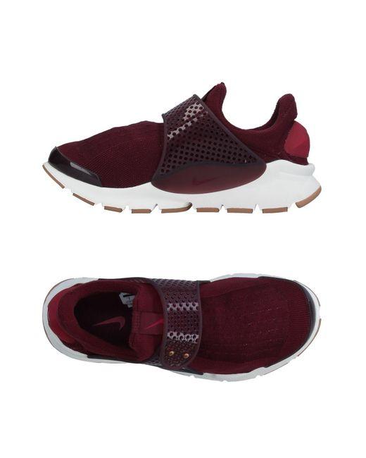 Nike - Purple Low-tops & Sneakers - Lyst
