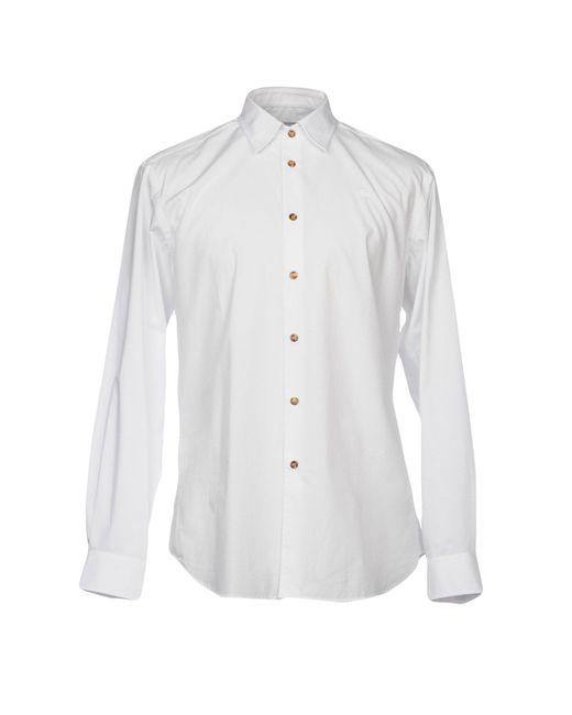 Vivienne Westwood - White Shirt for Men - Lyst