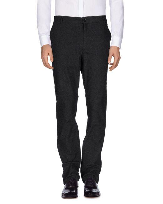 ELEVEN PARIS - Gray Casual Trouser for Men - Lyst