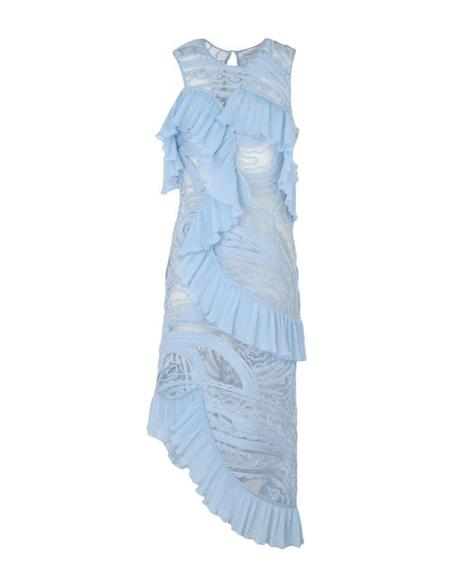 Alice McCALL - Blue Short Dress - Lyst