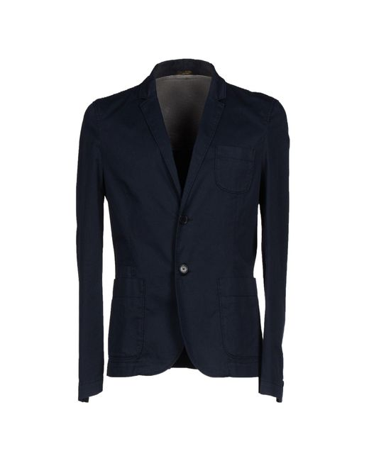 Patrizia Pepe - Blue Blazer for Men - Lyst