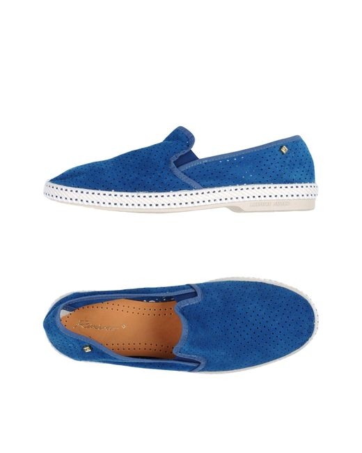 Rivieras - Blue Low-tops & Sneakers for Men - Lyst