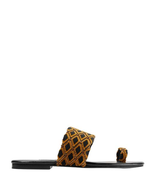 Newbark Multicolor Toe Post Sandal