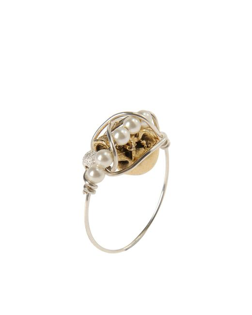 First People First | Metallic Rings | Lyst
