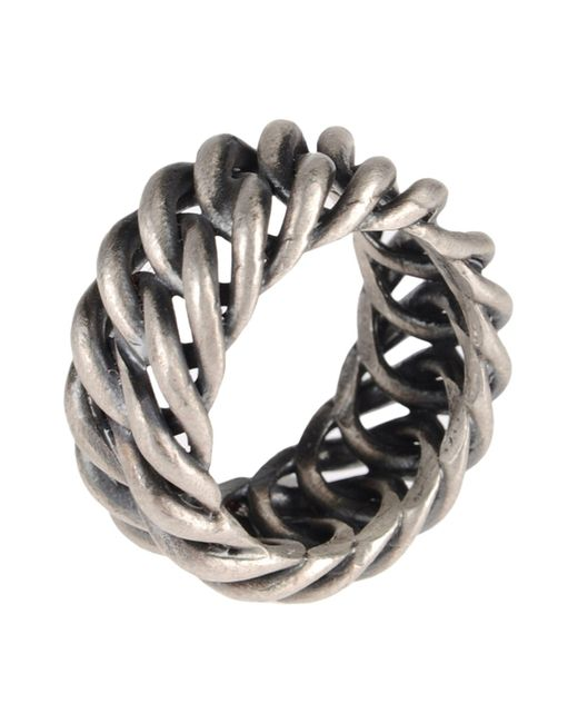 First People First - Metallic Ring - Lyst