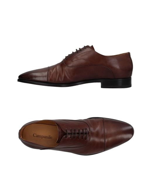 FOOTWEAR - Lace-up shoes Campanile