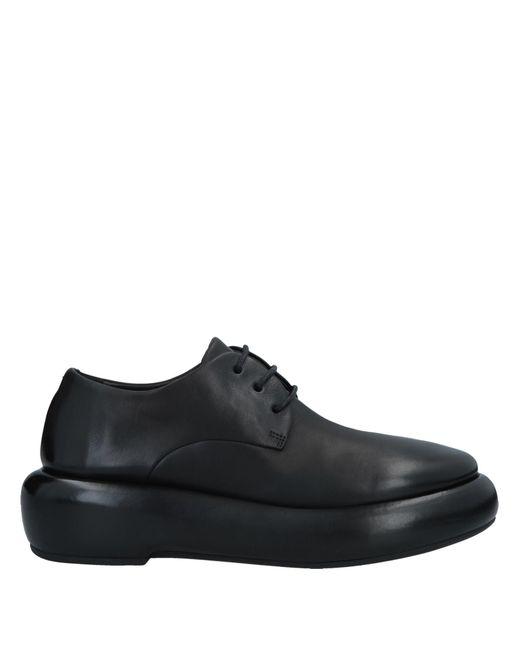 Marsèll Black Lace-up Shoe