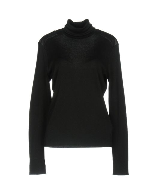Ralph Lauren Black Label | Black Turtlenecks | Lyst