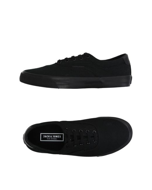 Jack & Jones - Black Low-tops & Sneakers for Men - Lyst