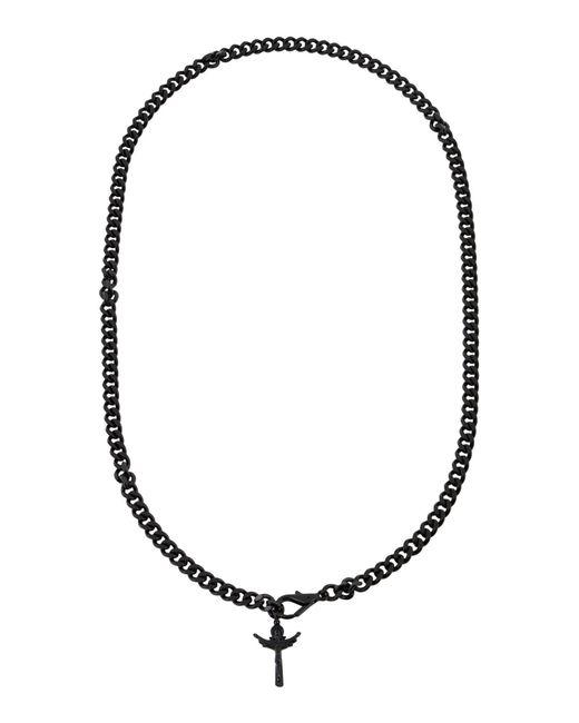 DSquared² - Black Necklaces for Men - Lyst