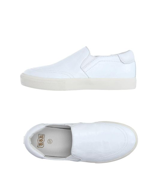 Ash - White Low-tops & Trainers - Lyst