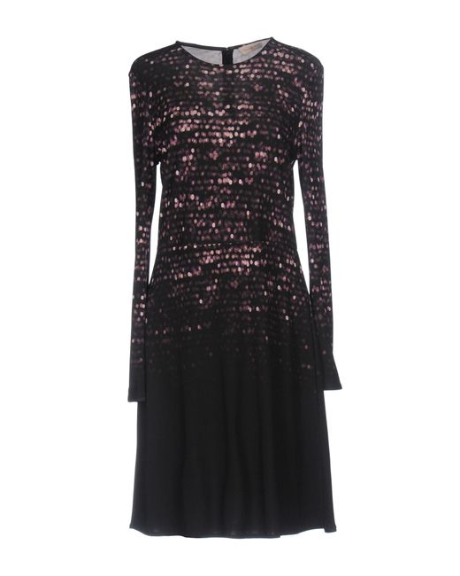 Tory Burch | Gray Short Dress | Lyst