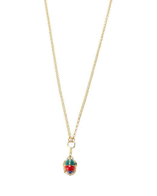 Maria Francesca Pepe - Metallic Necklaces - Lyst