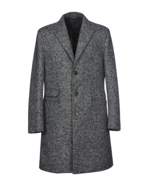 Neil Barrett - Gray Coats for Men - Lyst