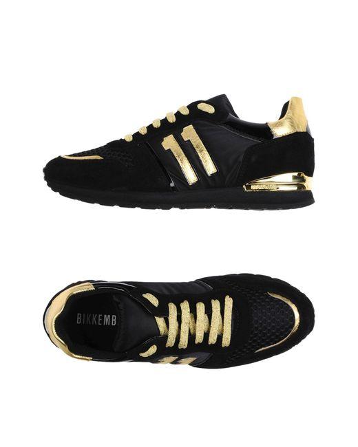 Bikkembergs - Black Low-tops & Sneakers - Lyst