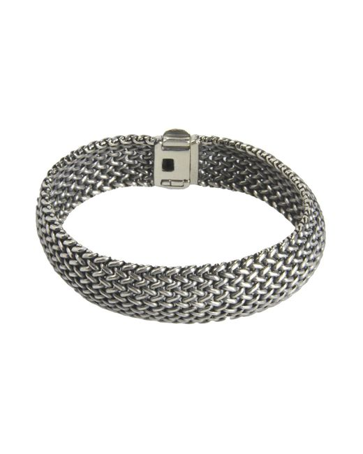 First People First - Metallic Bracelets for Men - Lyst