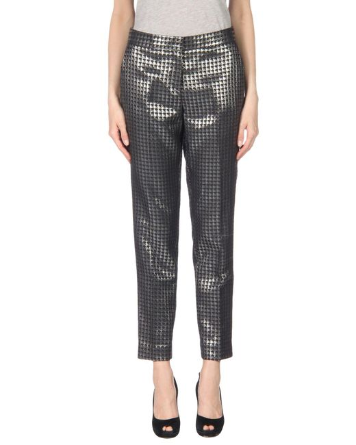 By Malene Birger - Black Casual Pants - Lyst