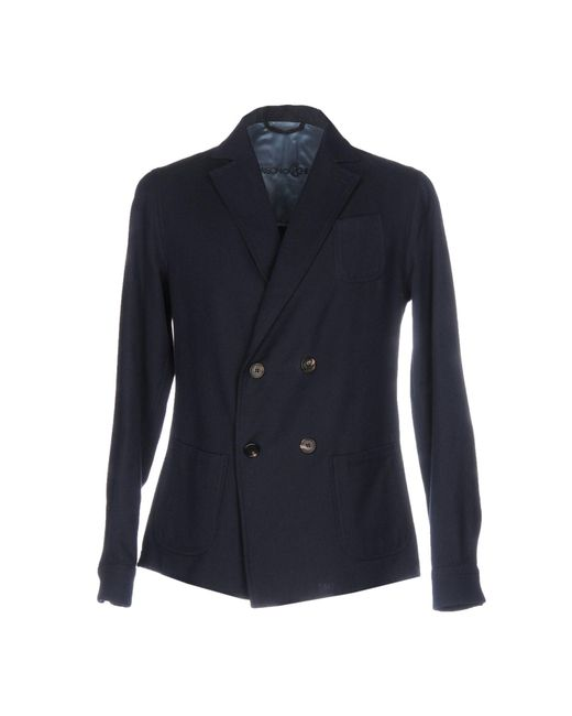 Maison Lvchino | Blue Blazer for Men | Lyst