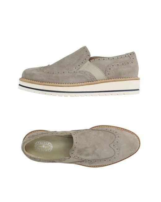 Triver Flight - Gray Low-tops & Sneakers - Lyst