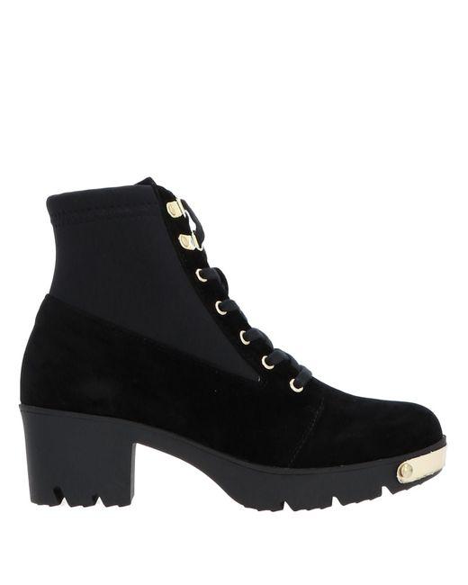 Silvian Heach - Black Ankle Boots - Lyst