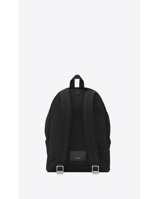 cfae4d85c ... Saint Laurent - Black Sl Playing Cards City Backpack In Canvas for Men  - Lyst ...