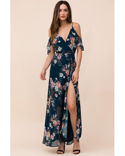Yumi Kim - Blue Endless Love Maxi - Lyst