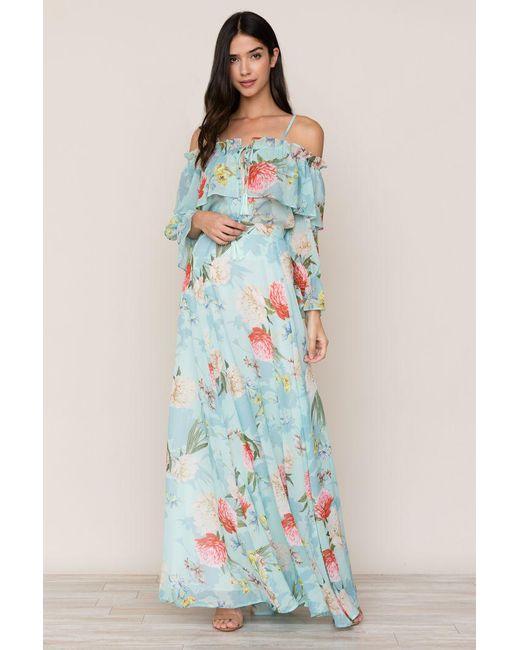 Yumi Kim - Blue Gypset Skirt - Lyst