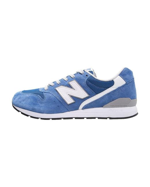 New Balance | Blue Mrl996 Trainers for Men | Lyst