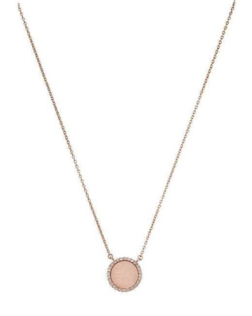 Michael Kors | Metallic Mkj4330791 Ladies Necklace | Lyst