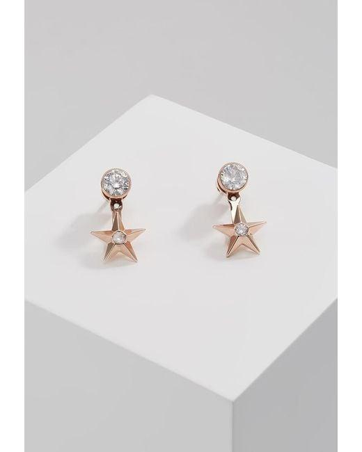 Michael Kors   Metallic Brilliance Earrings   Lyst