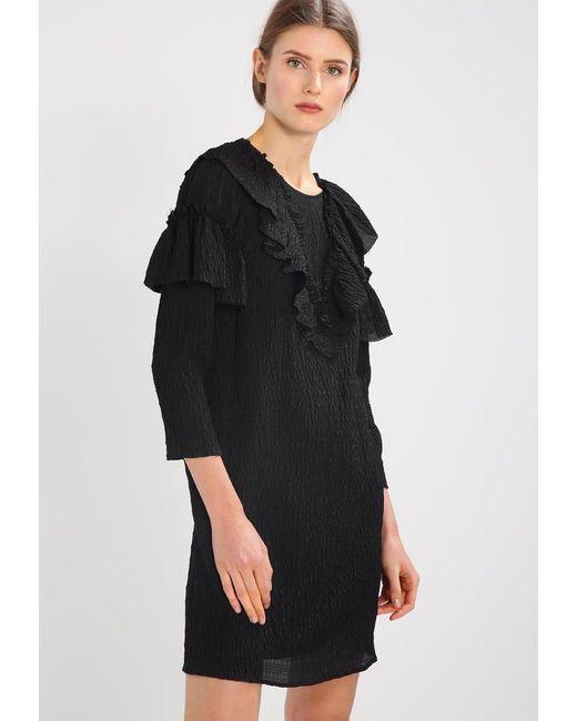 INTROPIA | Black Cocktail Dress / Party Dress | Lyst