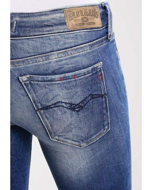 Replay luz skinny jeans 285