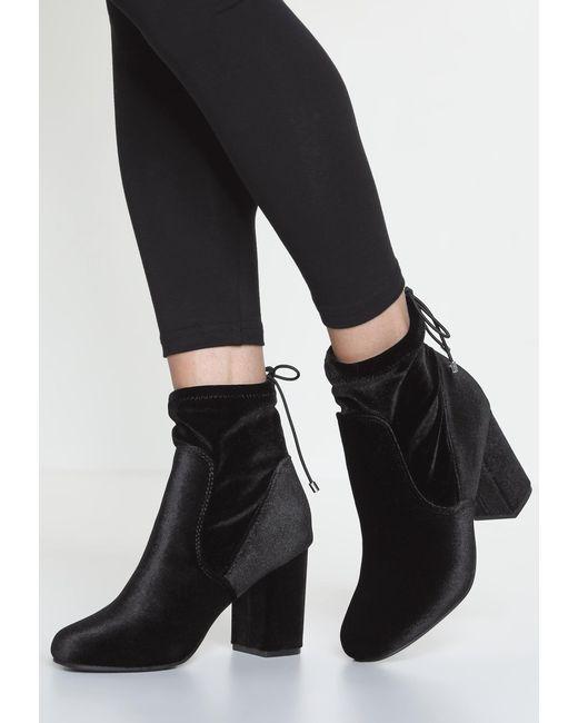 Vero Moda | Black Vmlela Boot Boots | Lyst